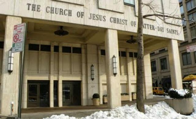 The Church of Jesus Christ of Latter-day Saints, 125 Columbus Ave, Manhattan, NY 10023, United States