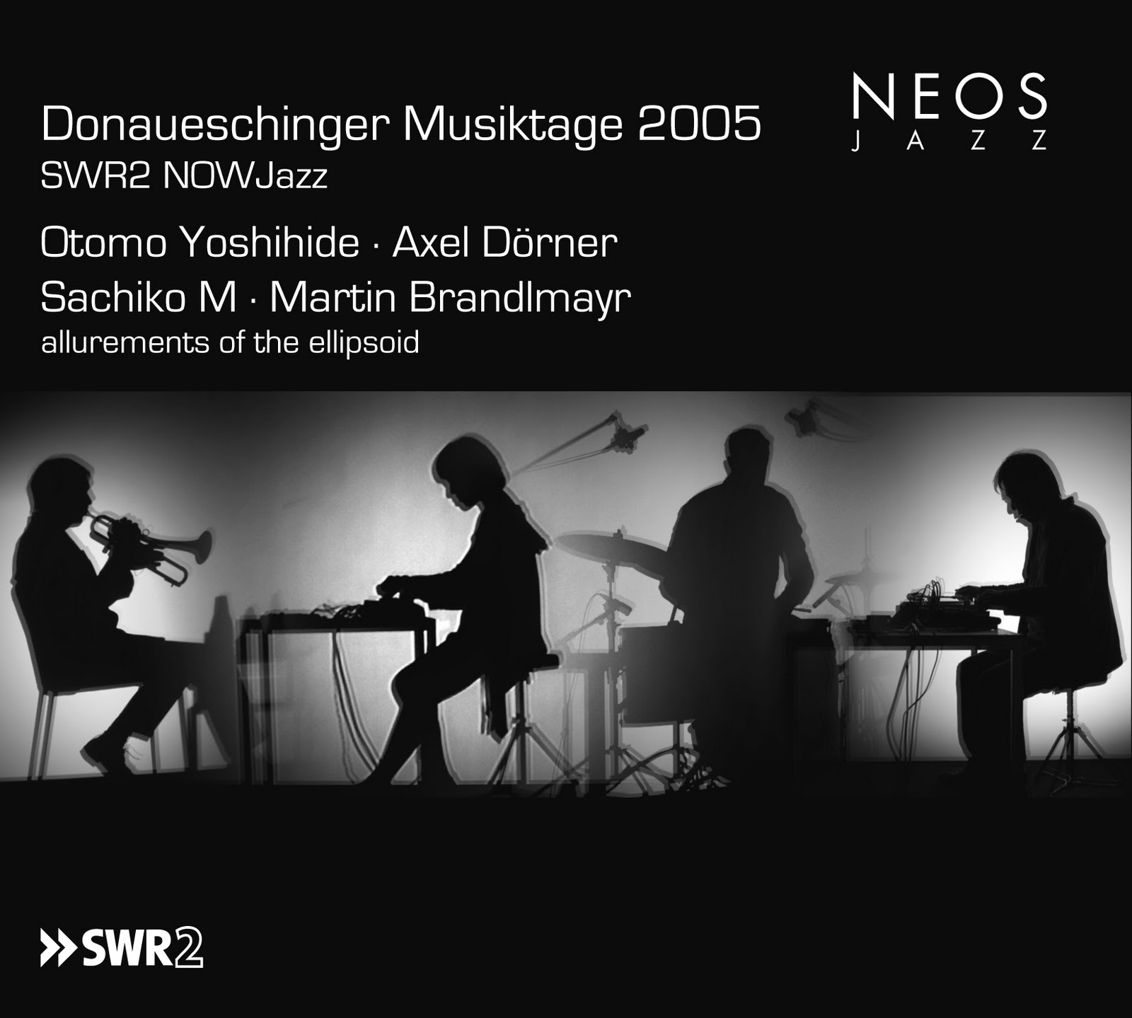 Schlippenbach Quartett Three Nails Left