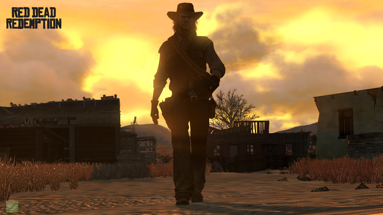 red dead redemption oxcgn16 Red dead redemption PAL Spanish [ PS3  ]