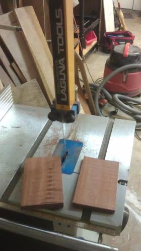 A small resaw job