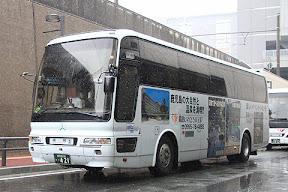 鹿児島交通観光バス「桜島号」・421
