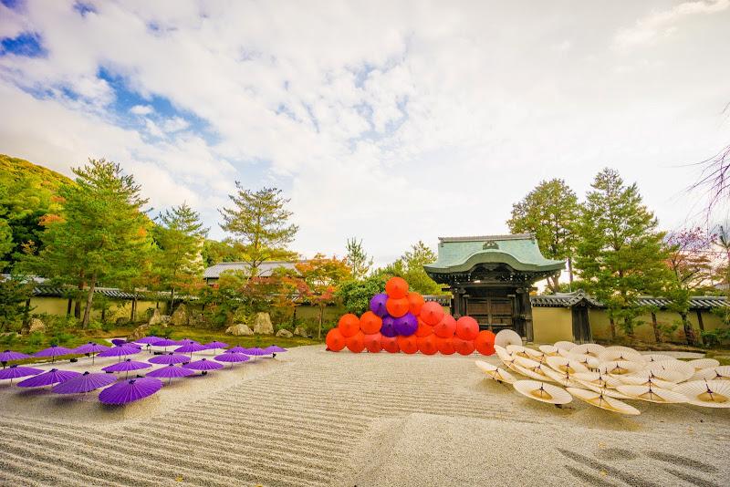 京都 紅葉 高台寺 写真2