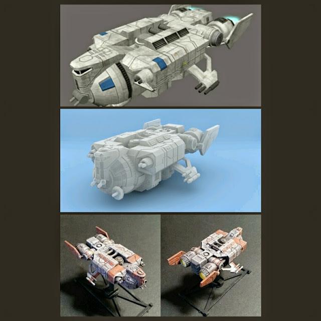 VY 292 de Mel Miniatures