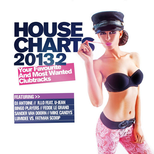 Descargar House Charts 2013.2 2CDs (2013) (Gratis)