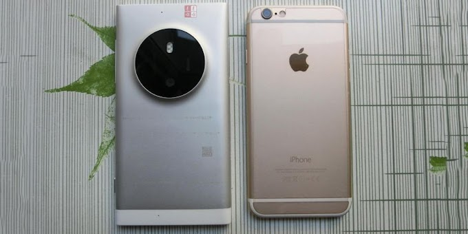Leaked Microsoft McLaren vs Apple iPhone 6