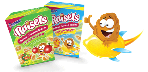 Raisels The 100 Real Fruit Snack That Tastes Like Candy Review