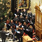 4. Adventsonntag - Konventmesse - Der Kirchenchor Ellbögen zu Gast in der Stiftskirche Wilten - 23.12.2012