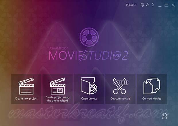 Ashampoo Movie Studio Pro 2