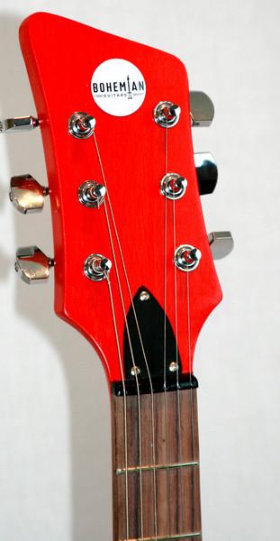 *油鐵桶再生電吉他:Bohemian Guitars 回收手作之美! 7