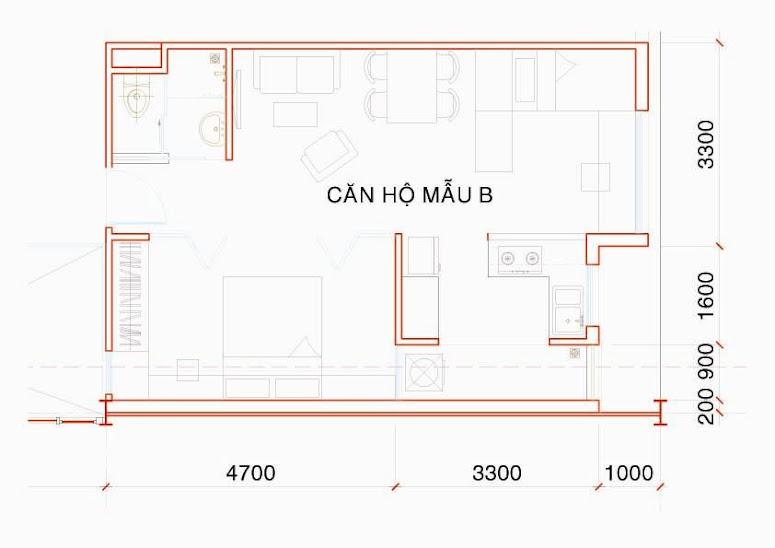 Bán căn hộ Ehome 3, quận Bình Tân. Gía từ chủ đầu tư Nam Long