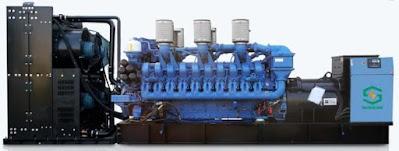 Máy phát điện MTU 300kva – 2000kva