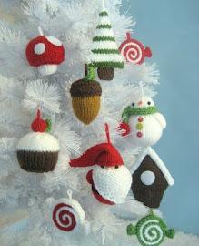 Provocare tricotat nr. 2 - Cadou de Mos Craciun Christmas_knit