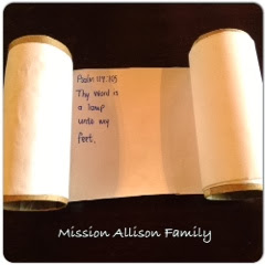 Tot school toilet roll memory verse scroll