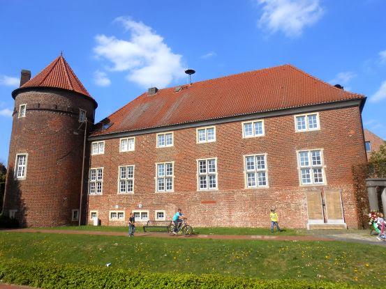 Burg Ramsdorf, Münsterland
