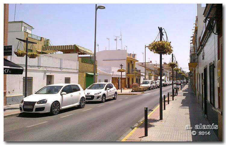 Avenida de Andalucía Hoy