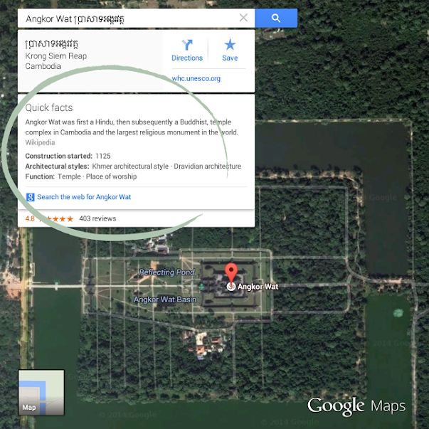 Google Maps Quick Facts