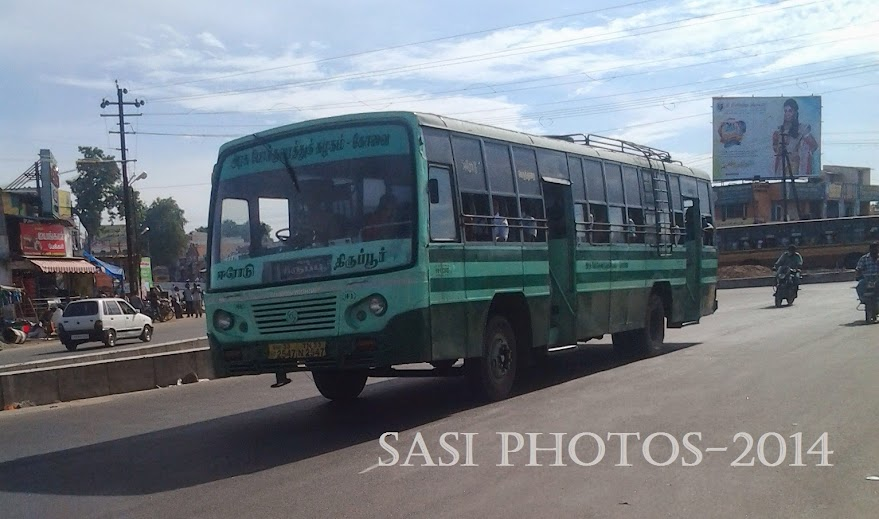 Tamil Nadu Buses - Photos & Discussion - Page 1785