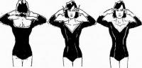Упражнение цигун для женщин