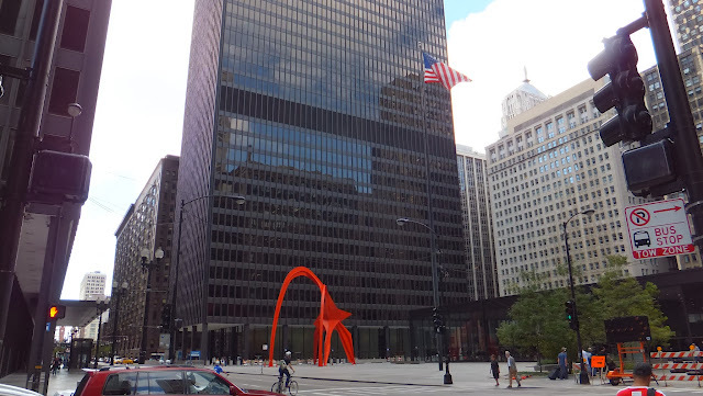 Alexander Calder, Chicago, Street Art, Elisa N, Blog de Viajes, Lifestyle, Travel