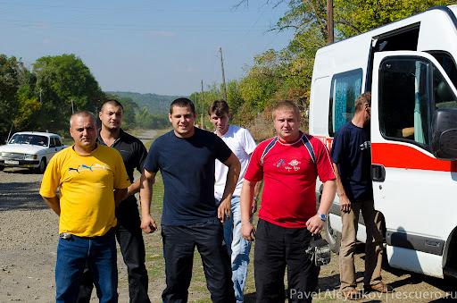 Команда Львовско-Волынского ВГСО