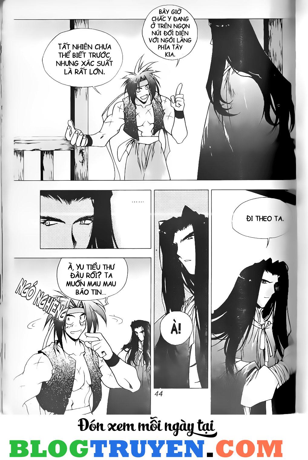 Thiên Lang Liệt Truyện Scan Chap 54 - Truyen.Chap.VN