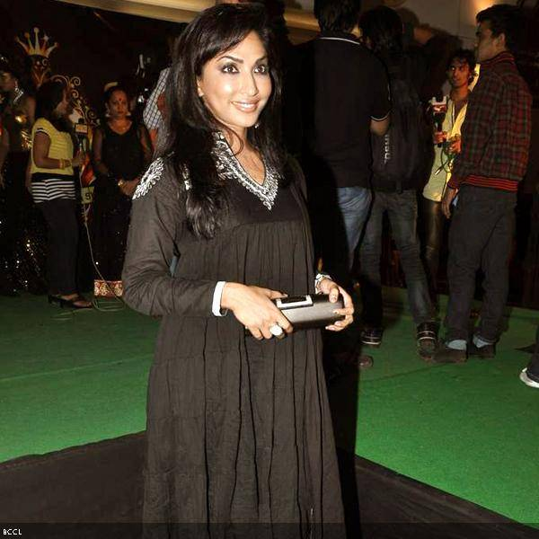 Talented actress Mauli Ganguly attends Bharat and Dorris Godambe's wedding show, held in Mumbai. (Pic: Viral Bhayani)