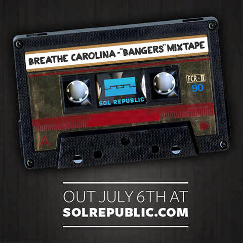 Breathe Carolina Banger's Mixtape EP