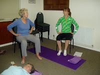 Pilates at Older People's Day - Monday 1st October