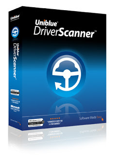 Uniblue DriverScanner 2013 4.0.9.10 – Tìm kiếm, tự động cập nhật các driver máy tính