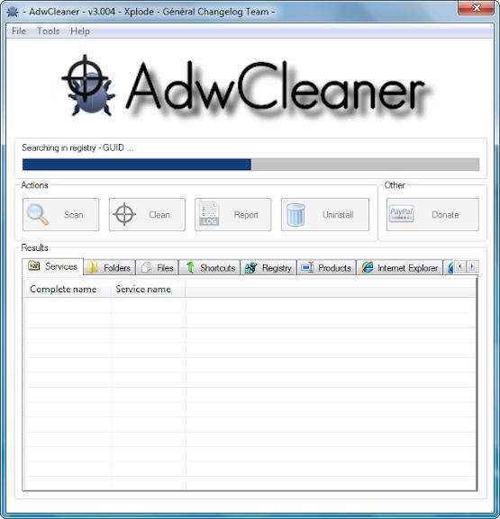 Hapus Toolbar, Adware pada Aplikasi Browser