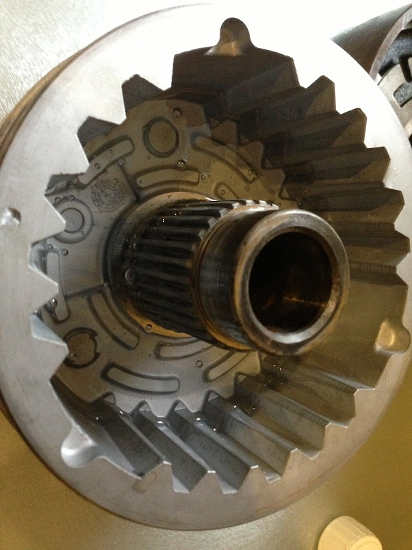 Viscous Coupling Service Mystery Solved [Archive] - VW T4 Forum - VW