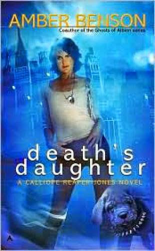 Death Daughter Amber Benson