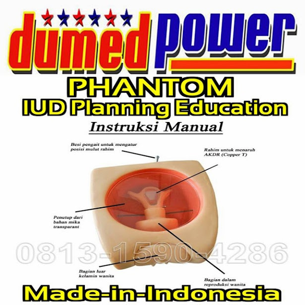Phantom IUD Planning Education Silicone