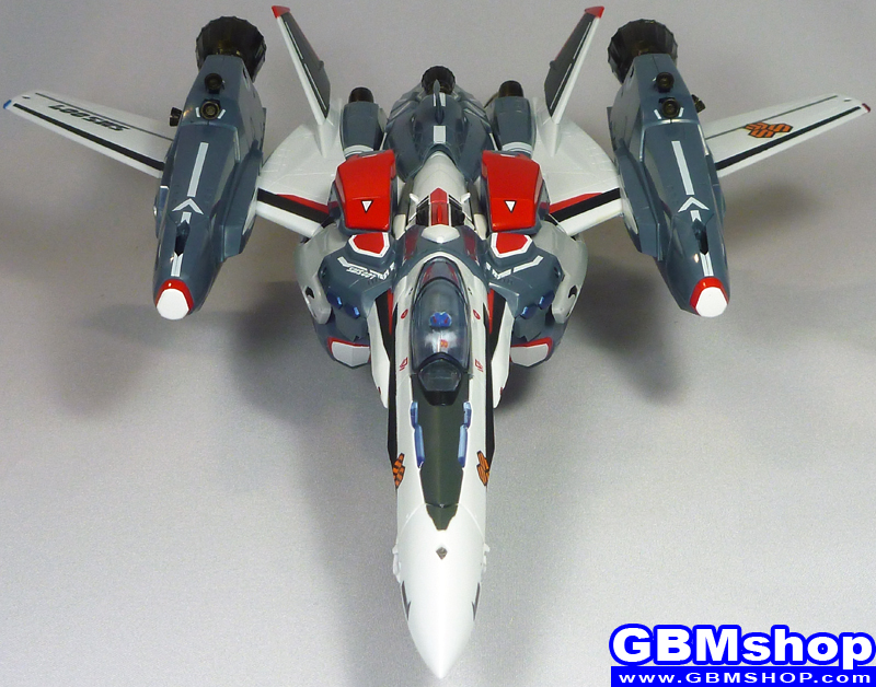 Macross Frontier VF-25F Super Messiah Fighter Mode Renewal Version