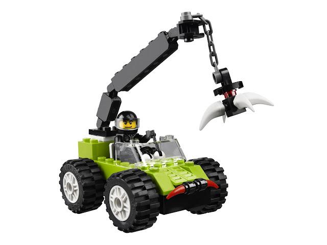 レゴ 基本セット モンスタートラック 10655