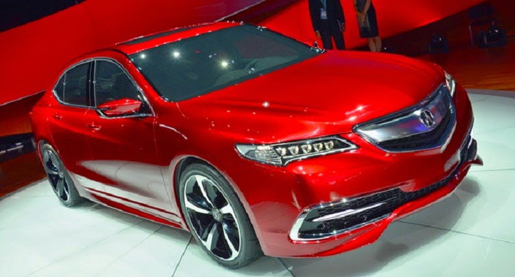 2016 Acura TLX Review, Price, Changes and Release Date