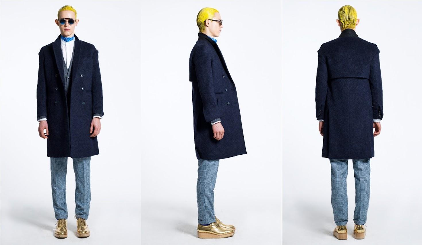 *華人設計新指標Six Lee的2013AW:將貴族古典剪裁活用於未來時裝! 9