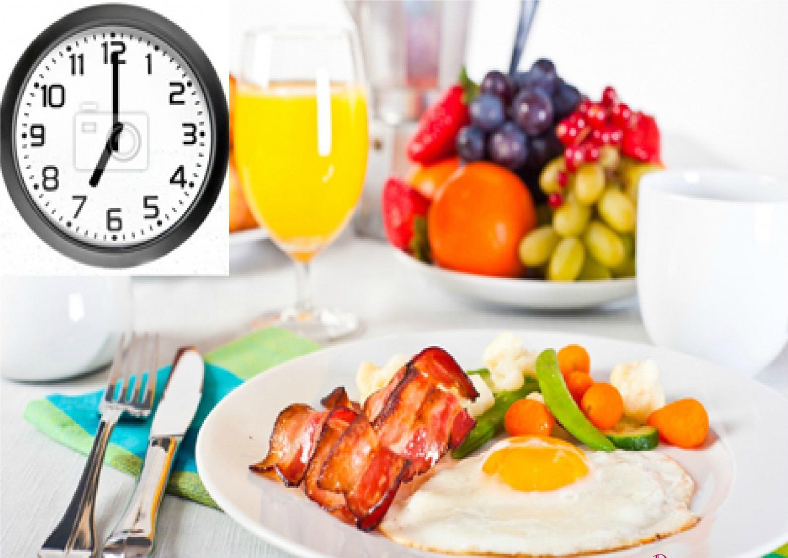 Lên menu cho thực đơn tăng cân trong 7 ngày