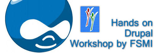 Hands on Drupal in Free Software Movement Workshop