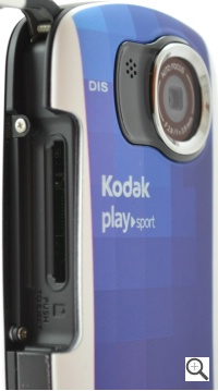 Kodak PlaySport Burton Edition Zx5