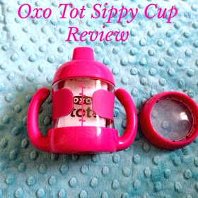 pink oxo tot cup