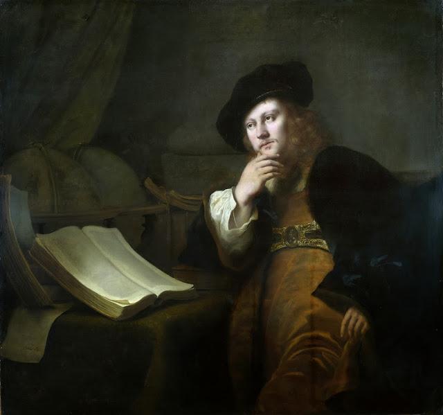 Ferdinand Bol - An Astronomer