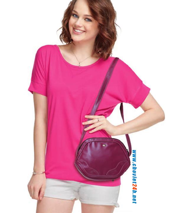 Áo thun thời trang Sophie Hydeia Pink