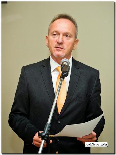 Horváth Róbert Zala megyei elnök mutatta be három dunántúli megye programban résztvevő egyesületek eredményeit