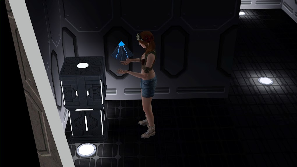"""Jugando a los sims """"Hacia el futuro"""" Screenshot-106"""