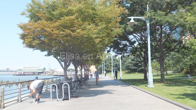 Hudson River Park, Manhattan, Nueva York,  Elisa N, Blog de Viajes, Lifestyle, Travel