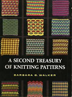 Walker, Barbara G. A Second Treasury of Knitting Patterns . New York