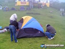 10 Lugares para acampar en Chalatenango
