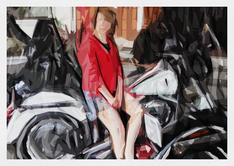 เทคนิคแปลงภาพถ่ายธรรมดาให้กลายเป็นงานศิลปะแบบ Impressionist Canvas Imc31