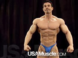 Bodybuilder Jose Rivera Latino Papi Hunk